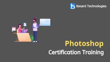 Photoshop Certification Online Training