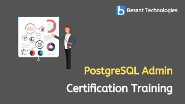 PostGreSQL Admin Online Training