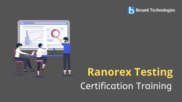 Ranorex Testing Online Training