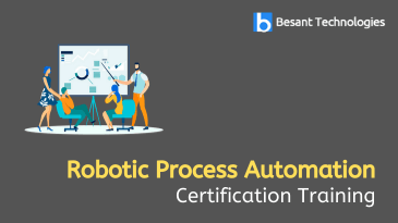 RPA Online Training and Certification Course