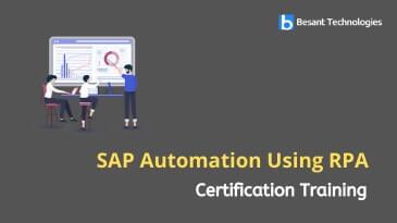 SAP Automation Using RPA Training