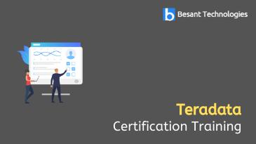 Teradata Certification Training