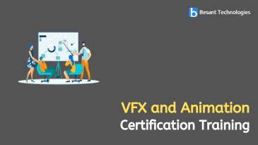 VFX and Animation Certification Training Course