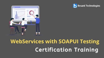 WebServices with SOAPUI Testing Training in Bangalore