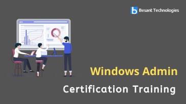 Windows Admin Training in Bangalore