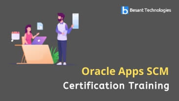 Oracle Apps SCM Training in Bangalore