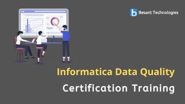Informatica Data Quality Training in Bangalore