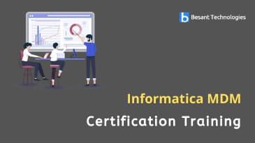 Informatica MDM Training in Bangalore