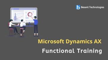 Microsoft Dynamics AX Functional Training in Bangalore