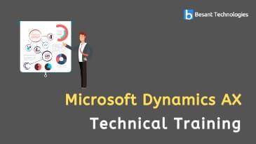 Microsoft Dynamics AX Technical Training in Bangalore