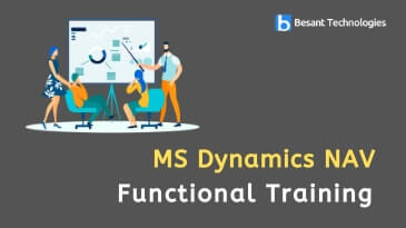 Microsoft Dynamics NAV Functional Training in Bangalore