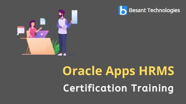 Oracle Apps HRMS Training in Bangalore