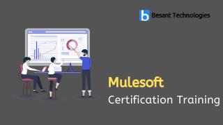 Mulesoft Certification Training in Chennai