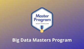 Big Data Master Program