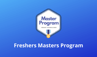 Freshers Master Program