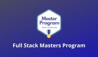 Full Stack Master Program
