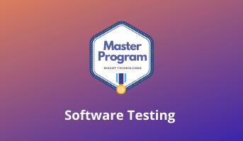 Software Testing Master Program
