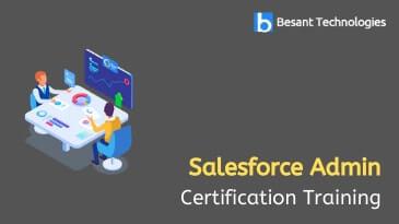 Salesforce Admin Training in Singapore