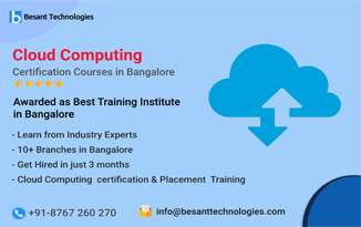 Cloud Computing Course in Bangalore