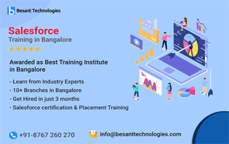 Salesforce Training in Bangalore
